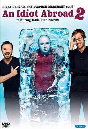 IDIOT ABROAD:SEASON TWO BY AN IDIOT ABROAD (DVD)